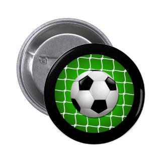SOCCER BALL AND GOAL NET PINS