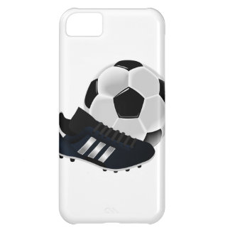 Soccer Ball and Shoe Cover For iPhone 5C