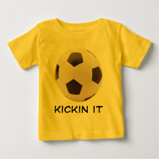 Soccer Ball Baby T-Shirt