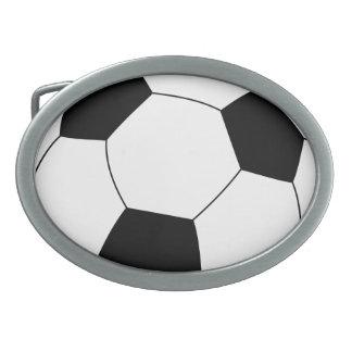 Soccer Ball Belt Buckle
