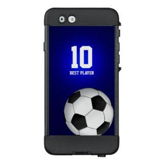 Soccer Ball | Best Player No LifeProof NÜÜD iPhone 6 Case