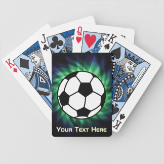 Soccer Ball Bicycle Playing Cards