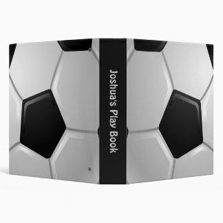 Soccer Ball Binder