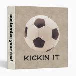 Soccer Ball Binders