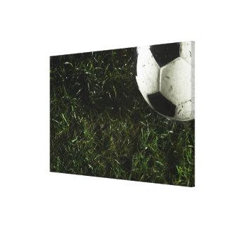 Soccer Ball Canvas Prints