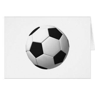 Soccer Ball: Card