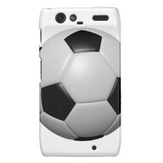 Soccer Ball Motorola Droid RAZR Case
