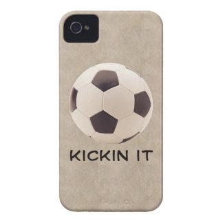 Soccer Ball Case-Mate iPhone 4 Case