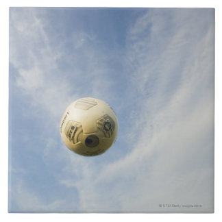Soccer Ball Ceramic Tile