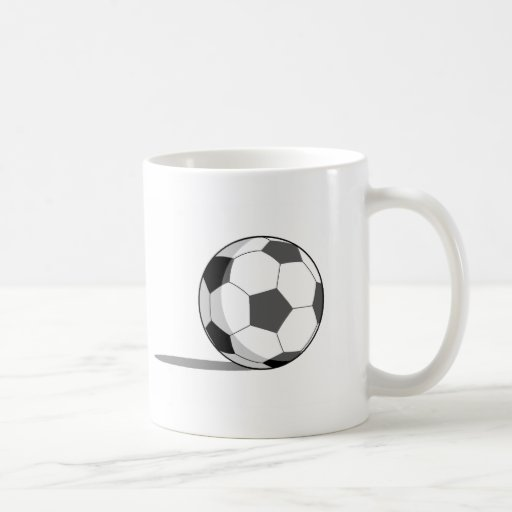 Soccer Ball Coffee Mugs