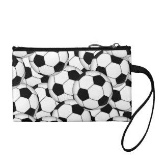 Soccer Ball Coin Wallet