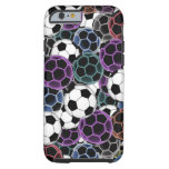 Soccer Ball Collage iPhone 6 Case