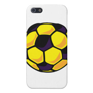 Soccer Ball Cover For iPhone SE/5/5s