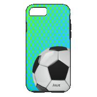 Soccer Ball Custom iPhone 7 case