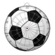 soccer ball dartboard