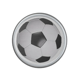 """""""Soccer Ball"""" design gifts and products Bluetooth Speaker"""