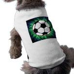 Soccer Ball Dog Tshirt