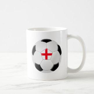 Soccer Ball – England Coffee Mugs