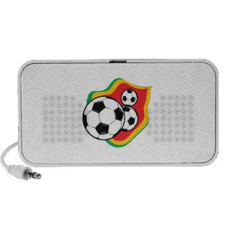 Soccer Ball & Flag Speaker