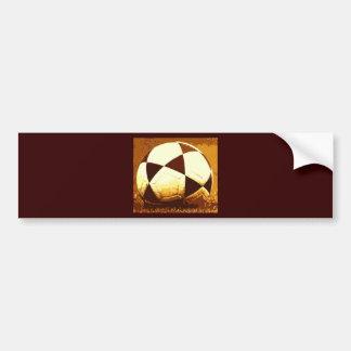 Soccer Ball - Football Ball Bumper Sticker