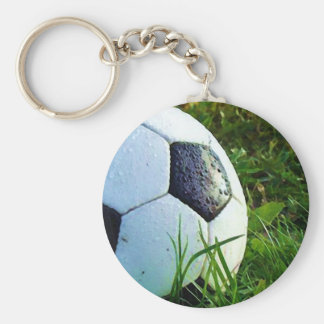 Soccer Ball - Football Ball Key Chain