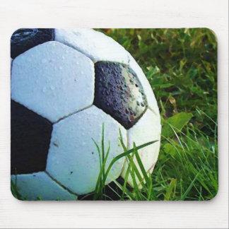 Soccer Ball - Football Ball Mouse Pad