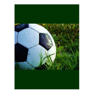 Soccer Ball - Football Ball Postcard