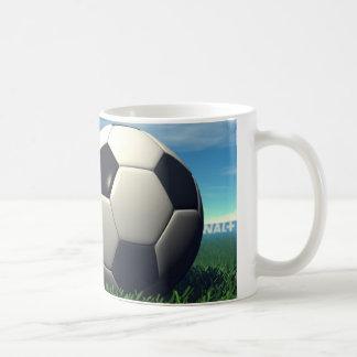Soccer Ball (Football) Classic White Coffee Mug