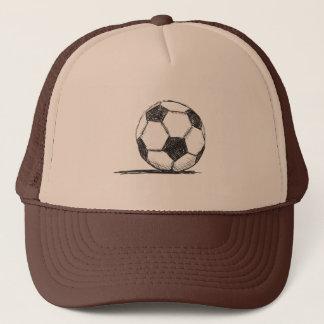 Soccer Ball, Football, Fussball, Team Sport Trucker Hat