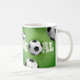 Soccer Ball Football Goal - Mug
