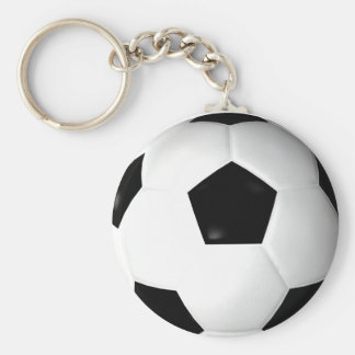 Soccer Ball ( Football ) Keychain