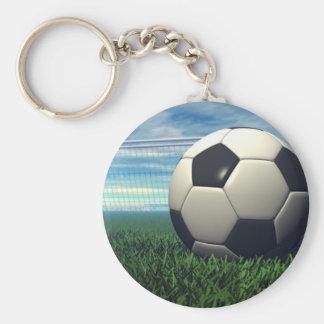 Soccer Ball (Football) Keychain