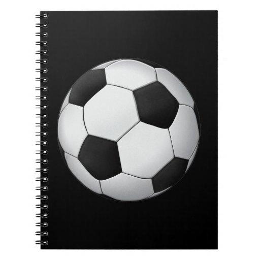 Soccer Ball (football) Note Book