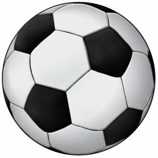 Soccer Ball (football) Photo Sculpture