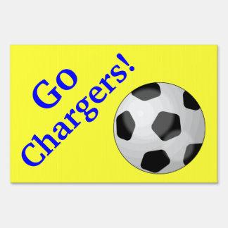Soccer Ball Football Sports Lover Team Custom Sign