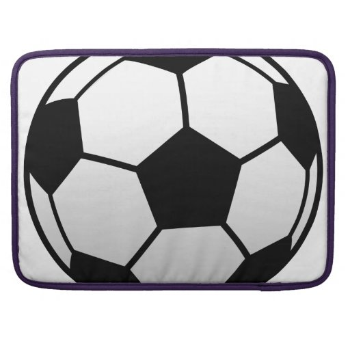 Soccer Ball Futbol products Sleeves For MacBooks