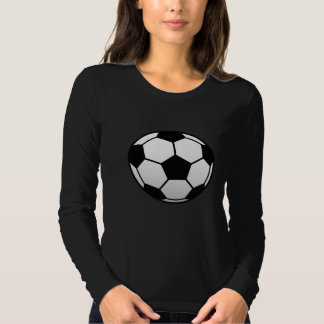 Soccer Ball Futbol products T-shirt