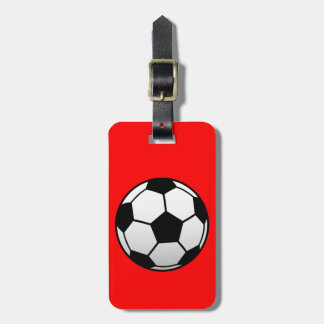 Soccer Ball Futbol products Tag For Bags