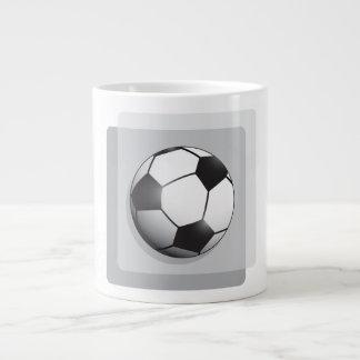 Soccer Ball Giant Coffee Mug