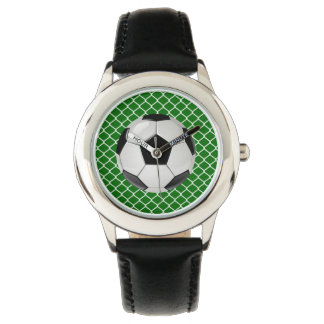 Soccer Ball & Goal Watch