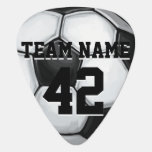 Soccer Ball Guitar Pick