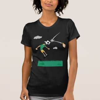 Soccer Ball Header Tshirt