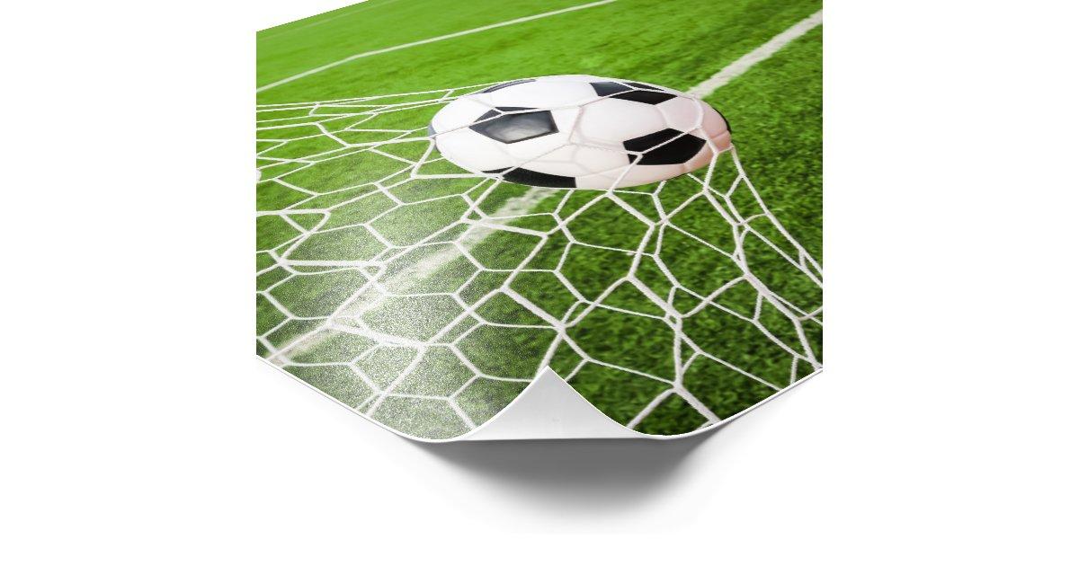 how to make a soccer goal net