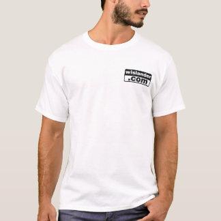 Soccer Ball Icon - Back T-Shirt