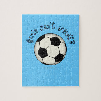 Soccer Ball in Black Jigsaw Puzzles