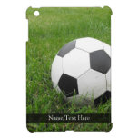 Soccer Ball in Grass Cover For The iPad Mini