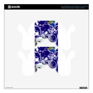 Soccer Ball in the infinity PS3 Controller Skin