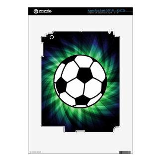 Soccer Ball iPad 3 Decal