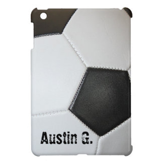 Soccer Ball iPad Mini Case