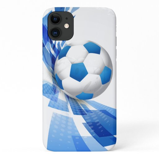 Soccer Ball iPhone 11 Case